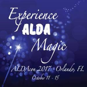 ALDAcon 2017 logo