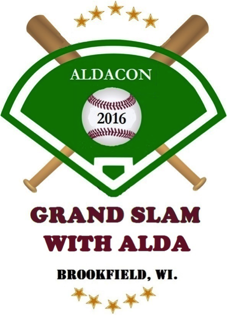 ALDAon 2016 Grand Slam With ALDA logo