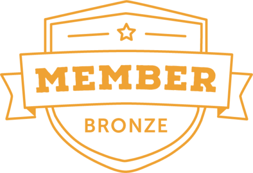 image of membership icon in bronze