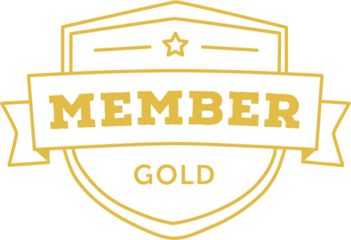 image of membership icon in gold