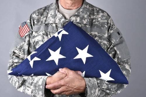 image of veterans