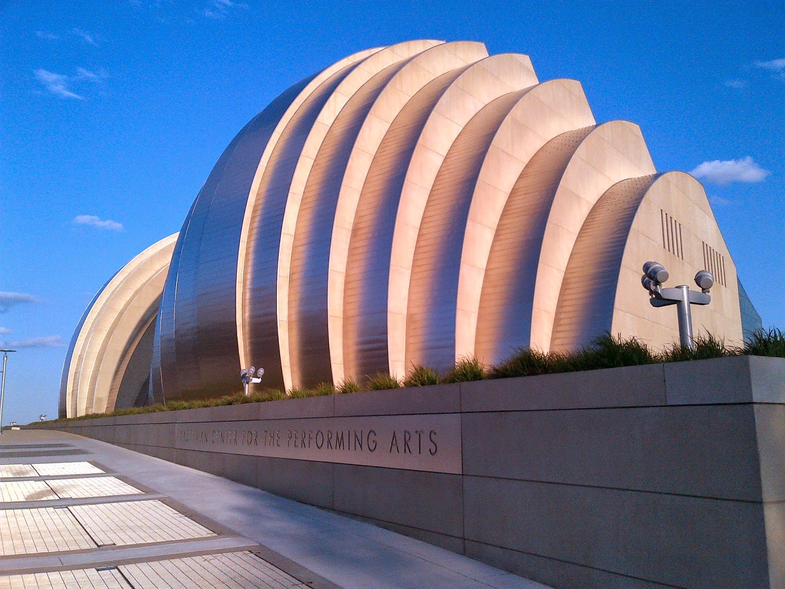 Photo of Kauffmann Center