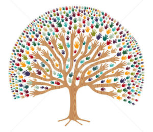 A Tree of Helping Hands