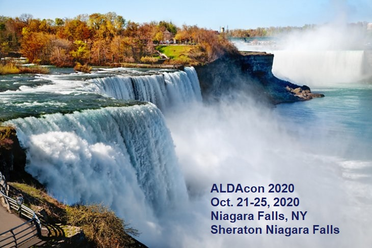 Niagra Falls ALDAcon 2020 Oct. 21st - 25th