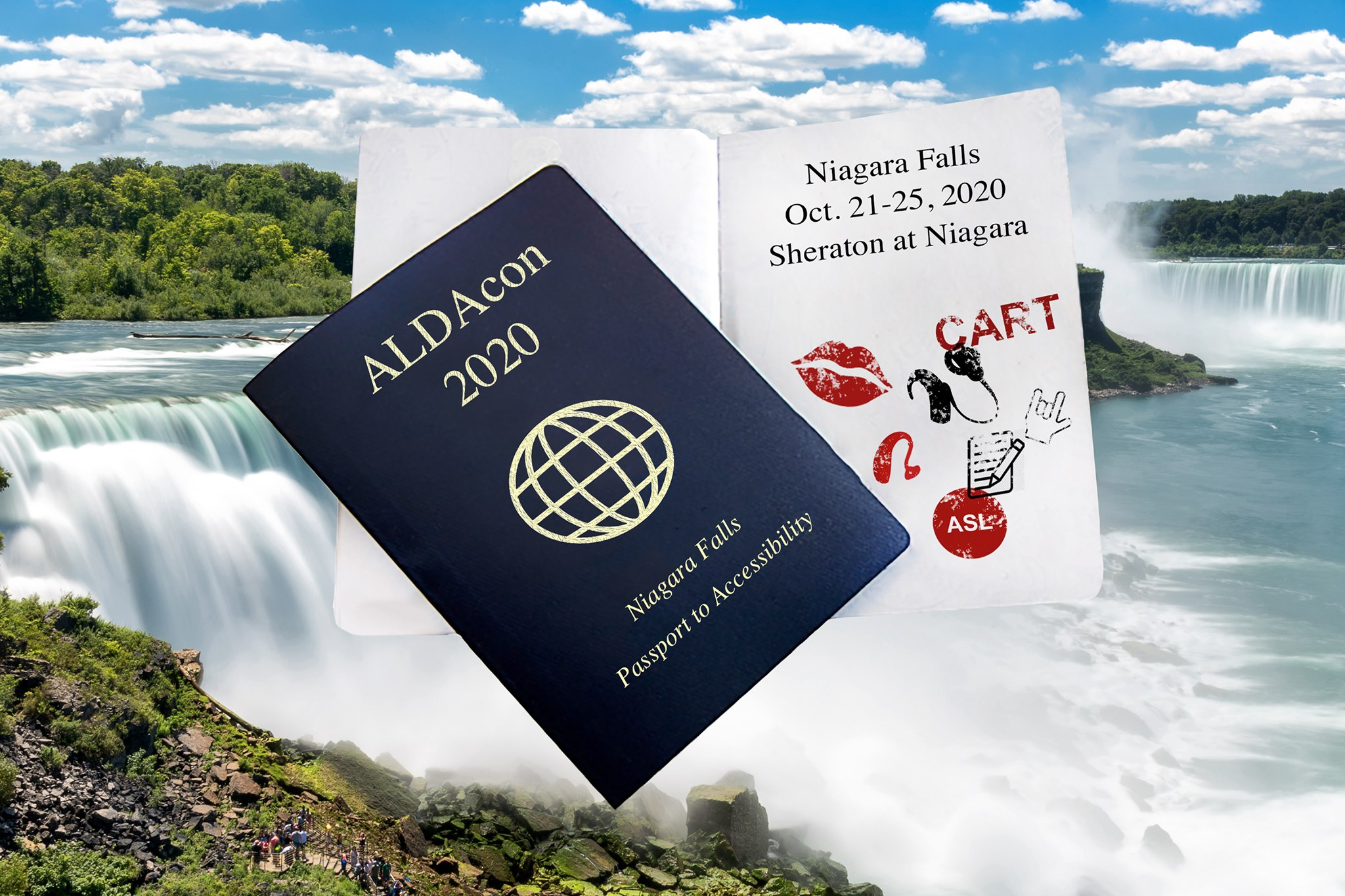 ALDAcon 2020 Oct. 21st - 25th Niagara Falls NY