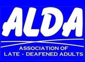 Blue ALDA logo