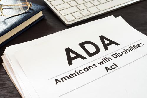 ADA act